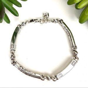 Brighton Bracelet Silver Link